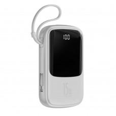 Baseus PPQD-B02 Q Pow 10000mAh Digital Power Bank White