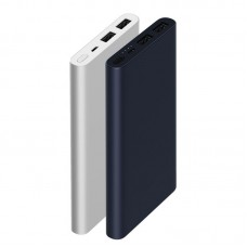 Xiaomi MI V3 PLM13ZM Type C QC3.0 10000mah Power Bank Black