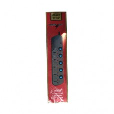 Power Pac PPP-803N3PN 5 Port 3 pin Power Strip