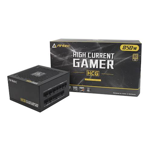 Antec HCG 850 EC Gold High Current Gamer Gold Series 850W Power supply