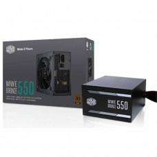 Cooler Master MWE 550W V2 Non-Modular 80 Plus Bronze Power Supply