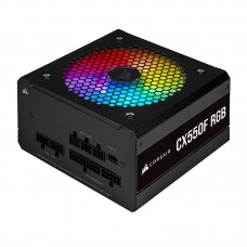 Corsair CX550F RGB 550 Watt 80 Plus Bronze Certified Fully Modular Power Supply