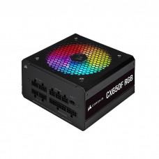 Corsair CX650F RGB 80 Plus Bronze 650 Watt Fully Modular Power Supply