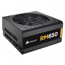 Corsair RM650 650Watt 80 Plus Gold Certified Power Fully Modular Supply