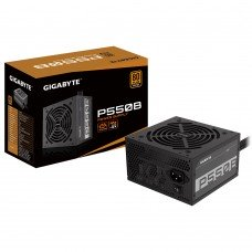 Gigabyte P550B 550W 80 Plus Bronze Certified Power Supply