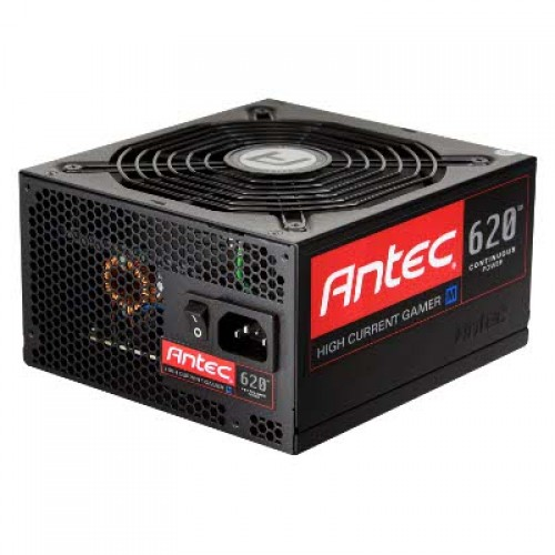 Antec HCG-620M AU High Current Gamer Series 80 Plus Bronze Modular Power Supply