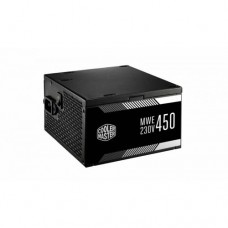 COOLER MASTER MWE 450 WATT 80 PLUS WHITE CERTIFIED POWER SUPPLY