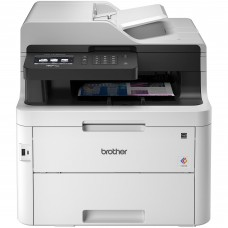 Brother MFC-L3750CDW Multi Function Color Laser Printer (25 PPM)