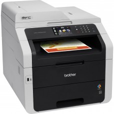 Brother MFC-9330CDW Multifunction Color Laser Printer
