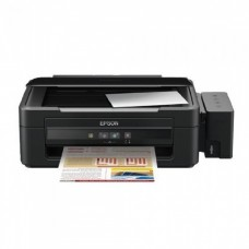 Epson L380 All-in-One Ink Tank Printer (With 6 Genuine Ink)