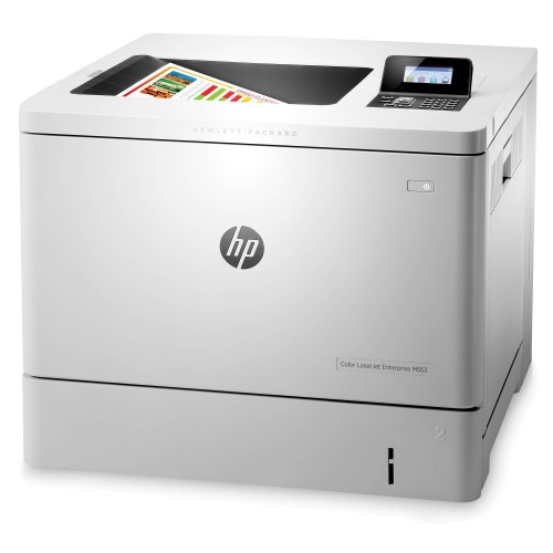 HP LaserJet Enterprise Color M553dn Printer