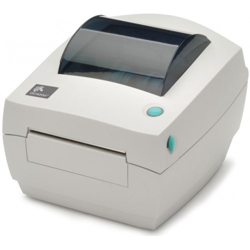 Zebra GC420t 203 dpi Value Desktop Barcode Label Printer
