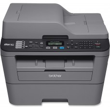 Brother MFC-L2700D Monochrome Multifunction Auto Duplex Laser Printer
