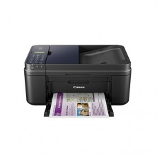 Canon Inkjet Compact Wireless All In One E480 Printer Fax Machine