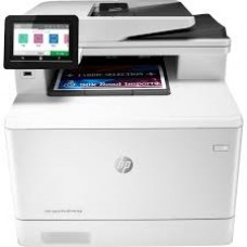 HP LaserJet Pro MFP M479fdw All-in-One Color Printer
