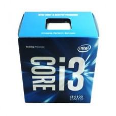 Intel® 6th Generation Core™ i3-6100 Processor