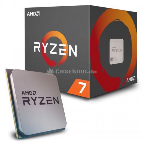 AMD Ryzen 7 2700-3.2 GHz 16 threads 16 MB cache YD2700BBAFBOX 8-core