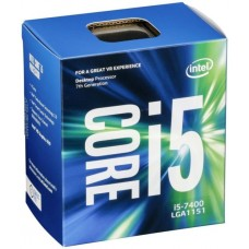 Intel 7th Generation Core i5-7400 Processor
