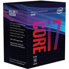 Intel 8th Generation Core i7-8700K Processor