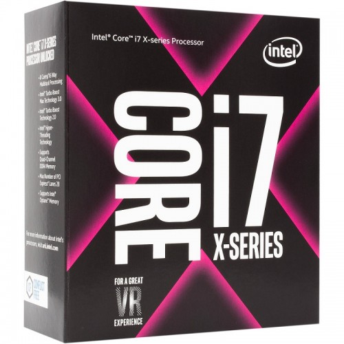 Intel Core i7 7800x X-series Skylake Processor