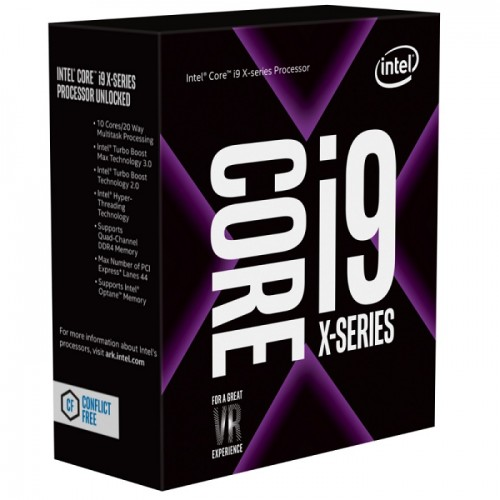 Intel Core i9 7900x X-series Skylake Processor
