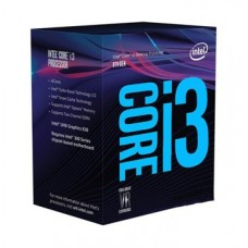 Intel 8th Generation Core i3-8100 Processor (Single)