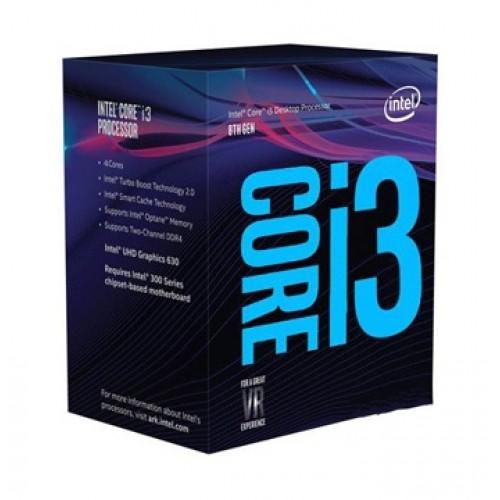 Intel Core I3 8100 8th Gen Processor Price In Bangladesh