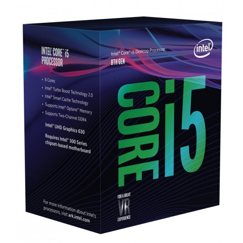 Intel 8th Generation Core i5-8400 Processor