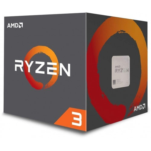 AMD Ryzen 3 1200 True Quad Core Processor
