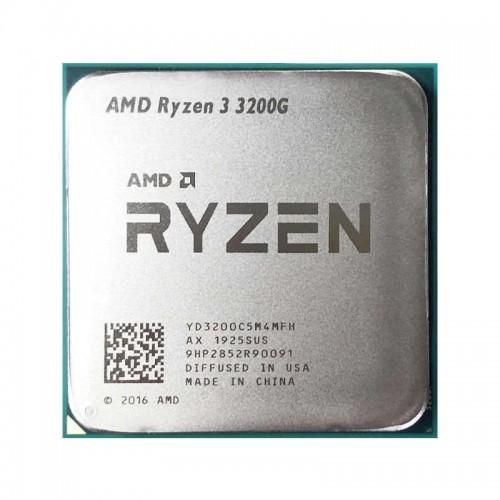 AMD Ryzen 3 3200G Processor with Radeon RX Vega 8 Graphics Price (9,300)