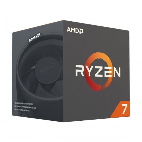 AMD Ryzen 7 1700 Desktop Processor