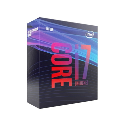 Intel 9th Generation Core i7-9700K Processor