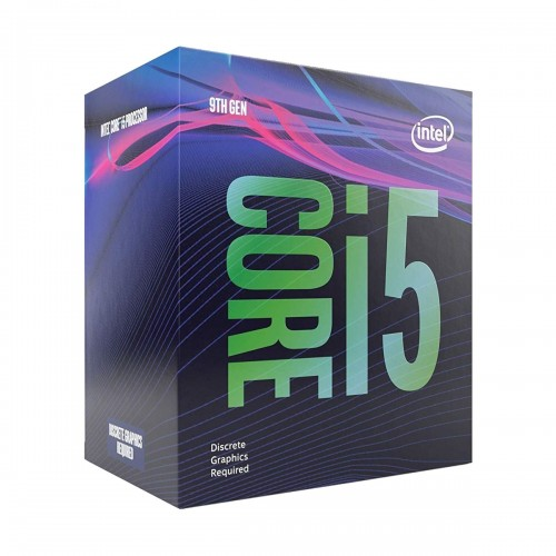 Intel 9th Gen Core i5 9400F Processor