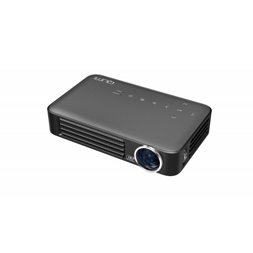 VIVITEK QUMI Q6 800 LUMENS WXGA LED HD  MINI PROJECTOR