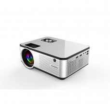 Cheerlux C9 2800 Lumens Mini Projector with Built-in TV Card