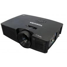Toshiba NPS25A 3500 Lumens SVGA Multimedia Projector