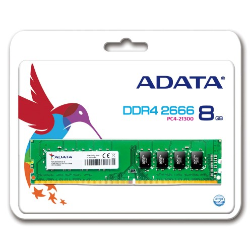 Adata 8 GB DDR4 2666 BUS Desktop Ram