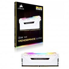 Corsair Vengeance RGB Pro 8GB DDR4 3200MHz Ram White