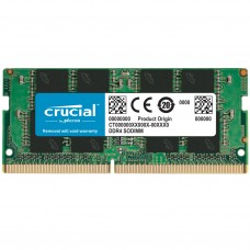 Crucial 16GB Single DDR4 2666MHz Laptop RAM