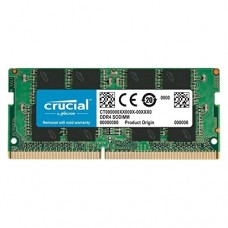 Crucial 4GB Single DDR4 2400MHz Laptop RAM