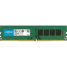 Crucial 4GB Single DDR4 2666MHz Desktop RAM