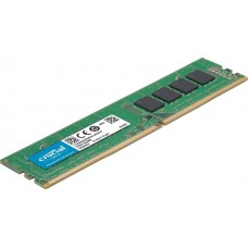 Crucial 4GB Single DDR4 2400MHz UDIMM RAM