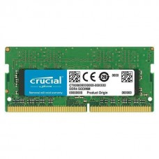 Crucial 4GB Single DDR4 2666MHz Laptop RAM