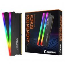 Gigabyte AORUS RGB 16GB (2x8GB) DDR4 3333MHz Desktop Gaming RAM