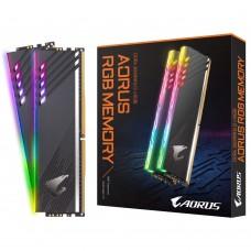 Gigabyte AORUS RGB 16GB (2X8GB) 3600MHz Desktop RAM