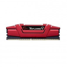 G.Skill Ripjaws V 4GB DDR4 2666MHz Red Heatsink Desktop RAM