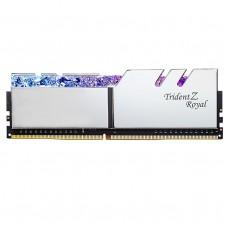 G.Skill Trident Z Royal 8GB DDR4 3600MHz Silver Heatsink Desktop RAM