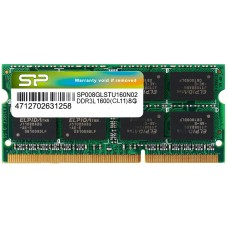 Silicon Power DDR3L 1600 BUS 8GB Laptop RAM