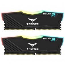 Team Delta RGB 16 GB (2 x 8 GB) DDR4 3200MHz Desktop Ram
