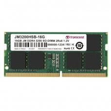Transcend JetRAM 16GB DDR4 3200Mhz SO-DIMM Laptop RAM